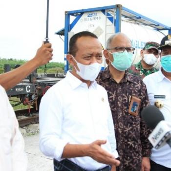 Kunjungi KEK Sei Mangkei, Menteri Investasi : Kita Akan Terapkan Konsep KIT Batang